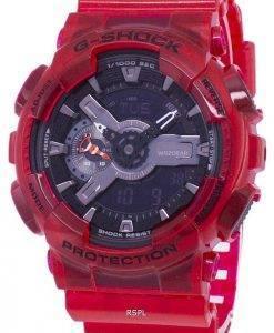 Casio G-Shock Special Color Models Digital 200M GA-110CR-4A GA110CR-4A Men's Watch