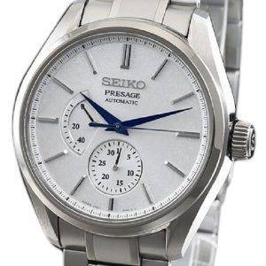 Seiko Presage SARW041 Power Reserve Automatic Japan Made Men's Watch
