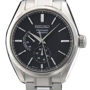 Seiko Presage SARW043 Power Reserve Automatic Japan Made Men's Watch