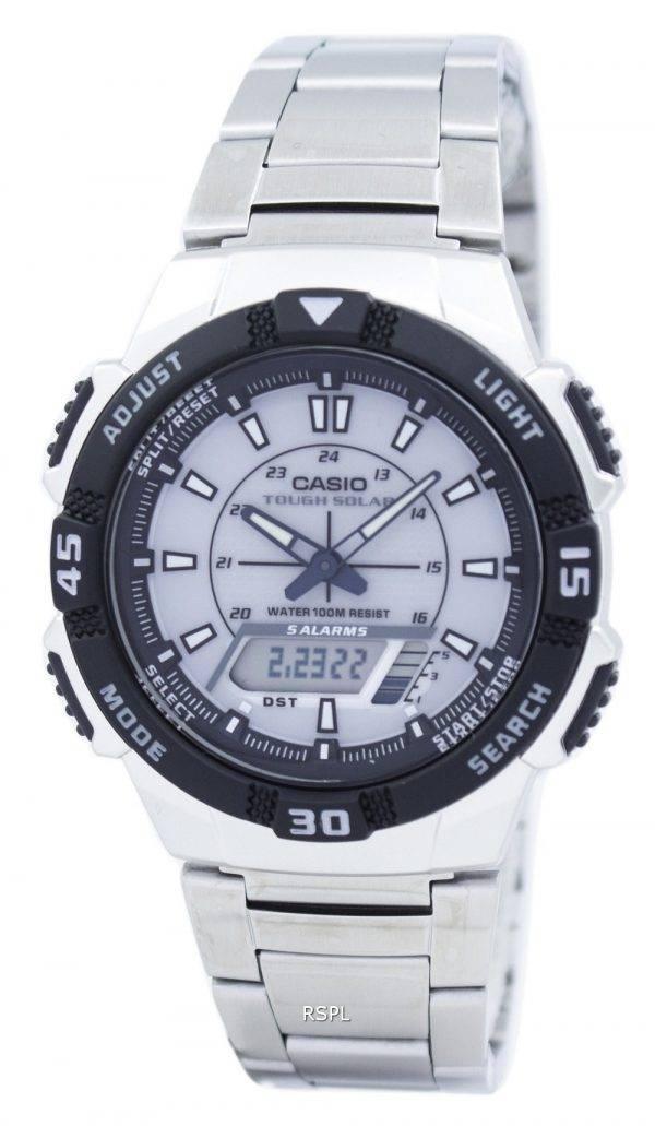 Casio Analog Digital Tough Solar AQ-S800WD-7EVDF AQ-S800WD-7EV Mens Watch