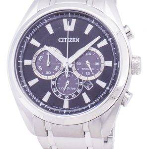 Citizen Eco-Drive CA4010-58E Chronograph Titanium Men's Watch