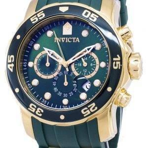 Invicta Pro Diver 18196 Chronograph Quartz 200M Men's Watch