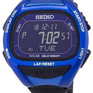 Seiko Prospex SBEF029 Super Runner Lap Memory Solar Men's Watch
