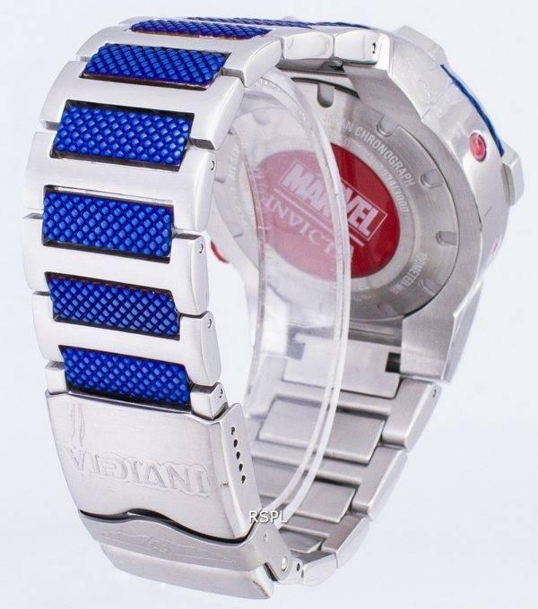 Invicta Marvel 25780 Captain America Limited Edition Chronograph Quartz Men's Watch