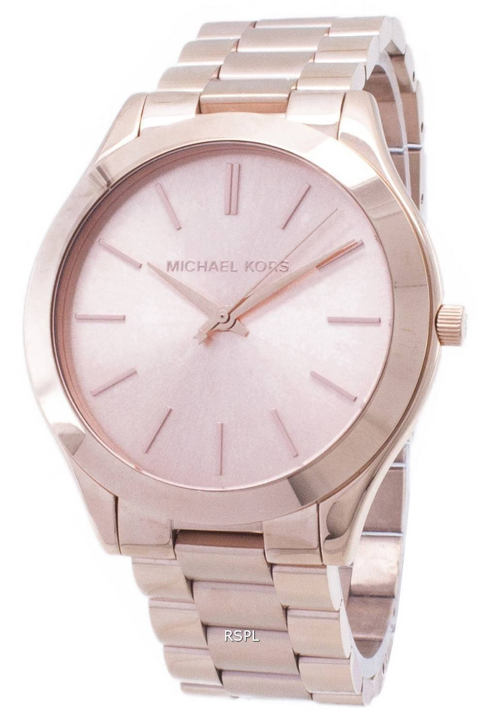 204c08e468fa Michael Kors Runway Rose Gold Tone MK3197 Womens Watch - CityWatches ...