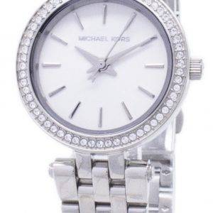 Michael Kors Petite Darci Stainless Steel Crystals MK3294 Womens Watch