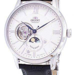 Orient Sun And Moon RA-AS0005S10B Open Heart Automatic Men's Watch