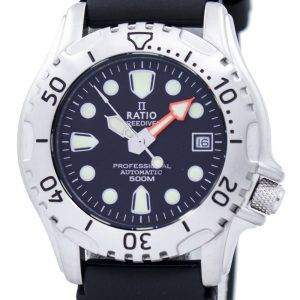 Ratio II Free Diver Professional 500M Automatic 32GS202A Men's Watch