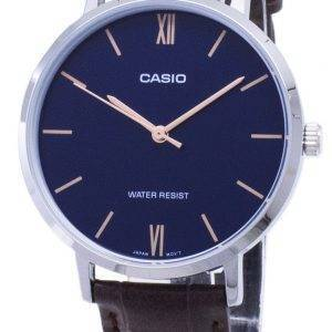 Casio Quartz LTP-VT01L-2B LTPVT01L-2B Analog Women's Watch