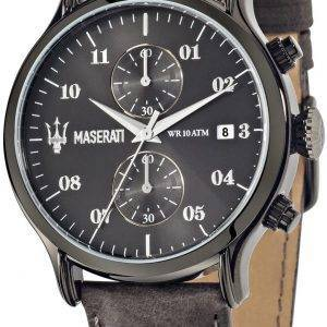 Maserati Epoca R8871618002 Chronograph Analog Men's Watch