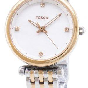 Fossil Carlie ES4431 Quartz Analog Women's Watch