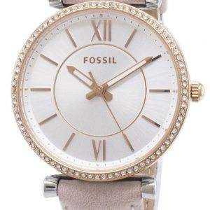 Fossil Carlie ES4484 Diamond Accents Quartz Women's Watch