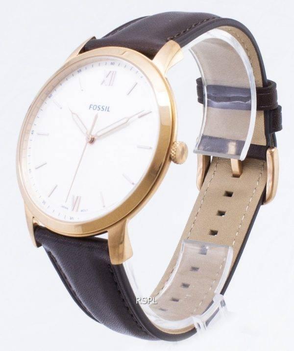 Fossil Minimalist FS5463 Quartz Analog Men's Watch