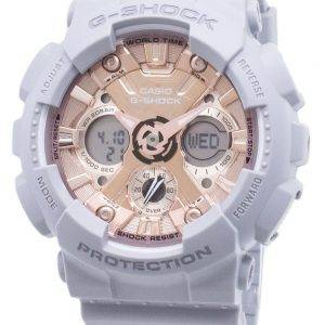 Casio G-Shock S Series GMA-S120MF-8A GMAS120MF-8A World Time 200M Women's Watch