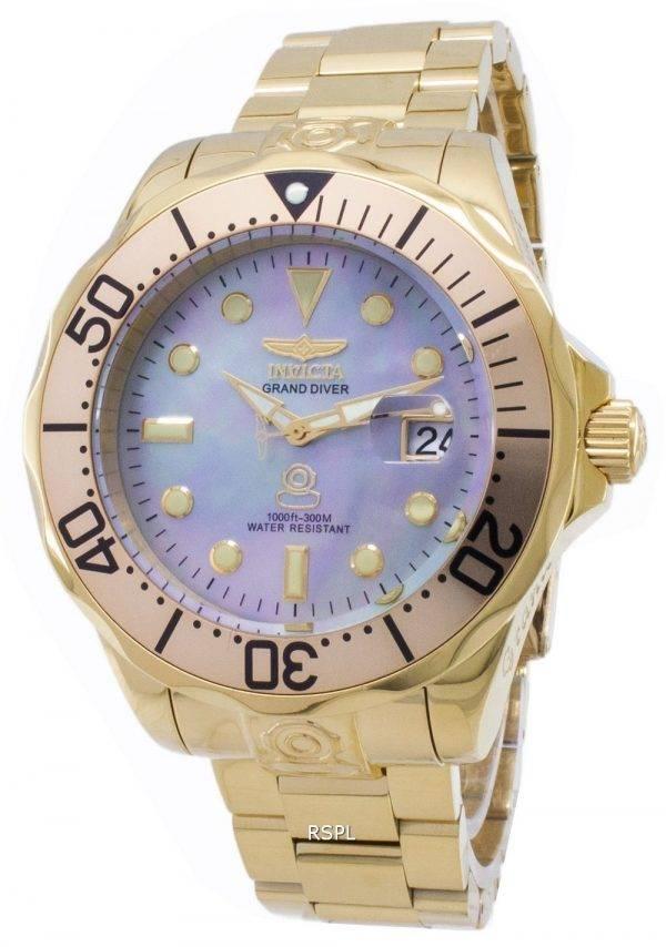 Invicta Grand Diver 16033 Automatic 300M Men's Watch