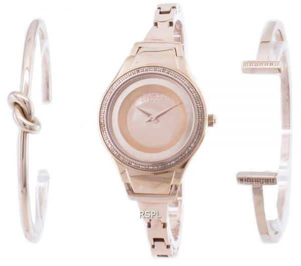Invicta Angel 26767 Diamond Accents Quartz Women's Watch