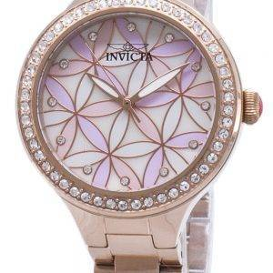Invicta Wildflower 28824 Diamond Accents Analog Quartz Women's Watch