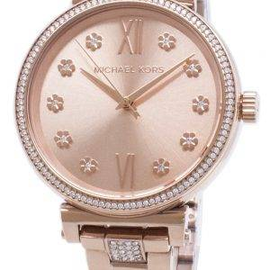 Michael Kors Sofie MK3882 Quartz Analog Women's Watch