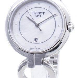 Tissot T-Lady Flamingo T094.210.11.116.00 T0942101111600 Diamond Accents Women's Watch