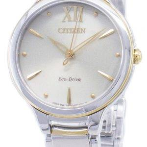 Citizen Eco-Drive EM0554-82X Analog Women's Watch