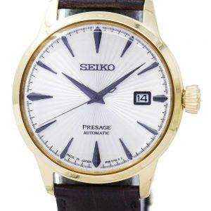 Seiko Presage Cocktail Automatic Japan Made SRPB44 SRPB44J1 SRPB44J Men's Watch