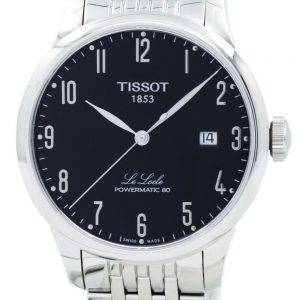 Tissot Le Locle Automatic Powermatic 80 T006.407.11.052.00 T0064071105200 Men's Watch