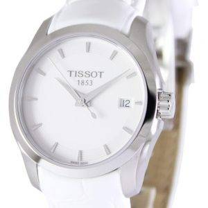 Tissot Couturier Quartz T035.210.16.011.00 T0352101601100 Women's Watch