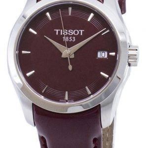 Tissot T-Classic Couturier T035.210.16.371.00 T0352101637100 Quartz Women's Watch