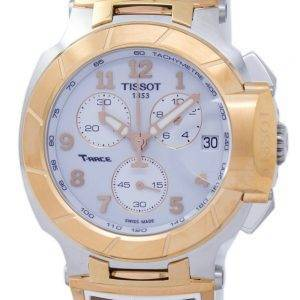 Tissot T- Sport T-Race Chronograph Quartz T048.417.27.012.00 T0484172701200 Unisex Watch