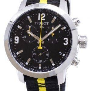 Tissot PRC 200 T055.417.17.057.01 T0554171705701 Chronograph 200M Men's Watch
