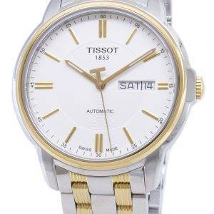 Tissot T-Classic Automatic III T065.430.22.031.00 T0654302203100 Analog Men's Watch