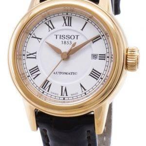 Tissot T-Classic Carson T085.207.36.013.00 T0852073601300 Automatic Analog Women's Watch
