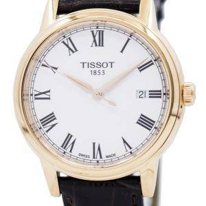 Tissot T-Classic Carson Quartz T085.410.36.013.00 T0854103601300 Men's Watch