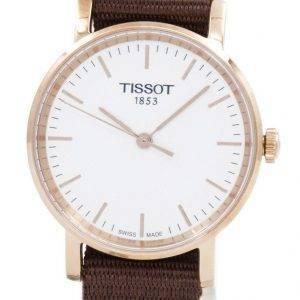 Tissot T-Classic Everytime Small Quartz T109.210.37.031.00 T1092103703100 Women's Watch