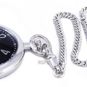 Tissot Lepine T82.6.550.52 T82655052 Quartz Analog Pocket Watch