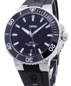 Oris Aquis Date 01 733 7732 4134-07 4 21 64FC 01-733-7732-4134-07-4-21-64FC Automatic 300M Men's Watch
