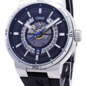 Oris TT1 Engine Date 01 733 7752 4124-07 4 24 06FC 01-733-7752-4124-07-4-24-06FC Automatic Men's Watch