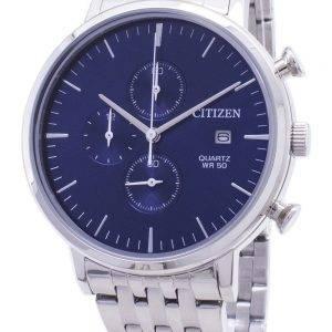 Citizen Chronograph AN3610-55L Quartz Analog Men's Watch
