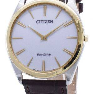 Citizen Stiletto AR3074-03A Eco-Drive Analog Men's Watch
