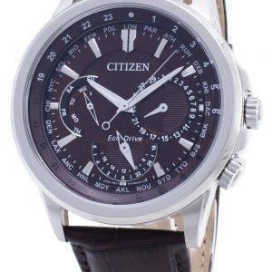 Citizen Eco-Drive BU2020-29X Analog Men's Watch