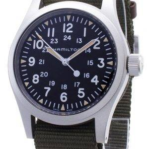 Hamilton Khaki Field H69429931 Automatic Analog Men's Watch