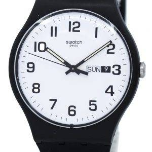 Swatch Originals Twice Again Quartz SUOB705 Unisex Watch