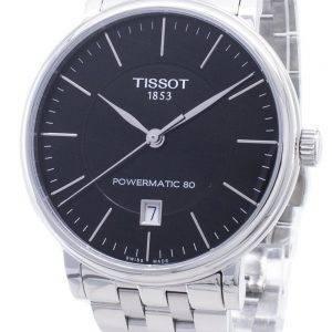 Tissot T-Classic Carson Premium Powermatic 80 T122.407.11.051.00 T1224071105100 Automatic Men's Watch