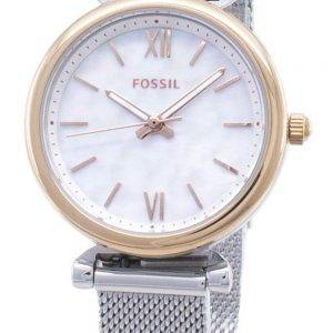 Fossil Carlie Quartz ES4614 Women's Watch