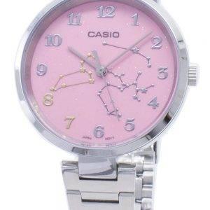 Casio Quartz LTP-E02D-4A LTPE02D-4A Analog Women's Watch