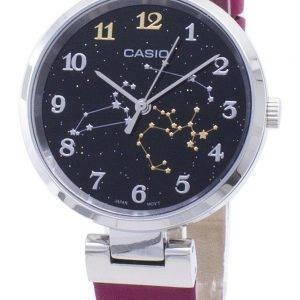 Casio Quartz LTP-E03L-4A LTPE03L-4A Analog Women's Watch