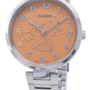 Casio Quartz LTP-E10D-4A LTPE10D-4A Analog Women's Watch