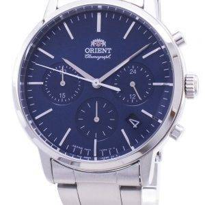 Orient Contemporary Chronograph RA-KV0301L00C Quartz Japan Made Men's Watch