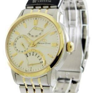 Orient Star Retrograde Power Reserve SDE00001W Men's Watch