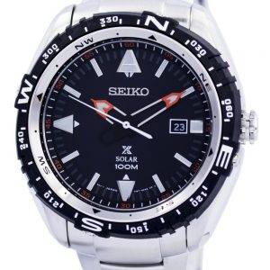 Seiko Prospex Land Solar Powered 100M SNE421 SNE421P1 SNE421P Mens Watch
